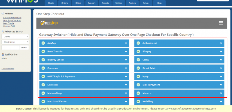 File:WHMCS - One Step Checkout Payment Gateway.png